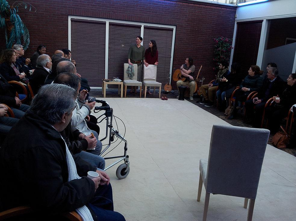 Activiteit georganiseerd door HTIB Den Haag
