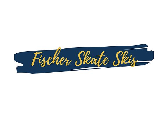 Fischer Skate Skis
