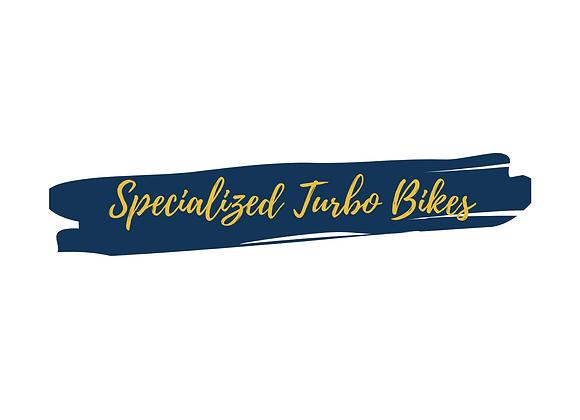 Specialized Turbo Bikes