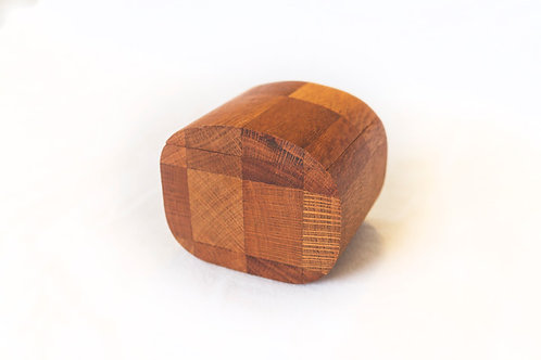 Silky Oak treasure box