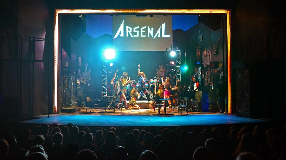 Drew & Arsenal