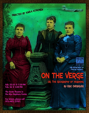 On the Verge at Theatre UAB