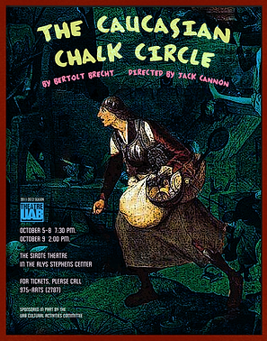 Caucasian Chalk Circle at Theatre UAB