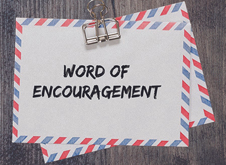 Word of Encouragement: Perfect Measurement of Grace