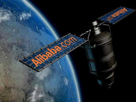 Some marketing stunt, the Alibaba way