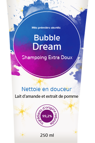 Shampoing Soin Bubble Dream