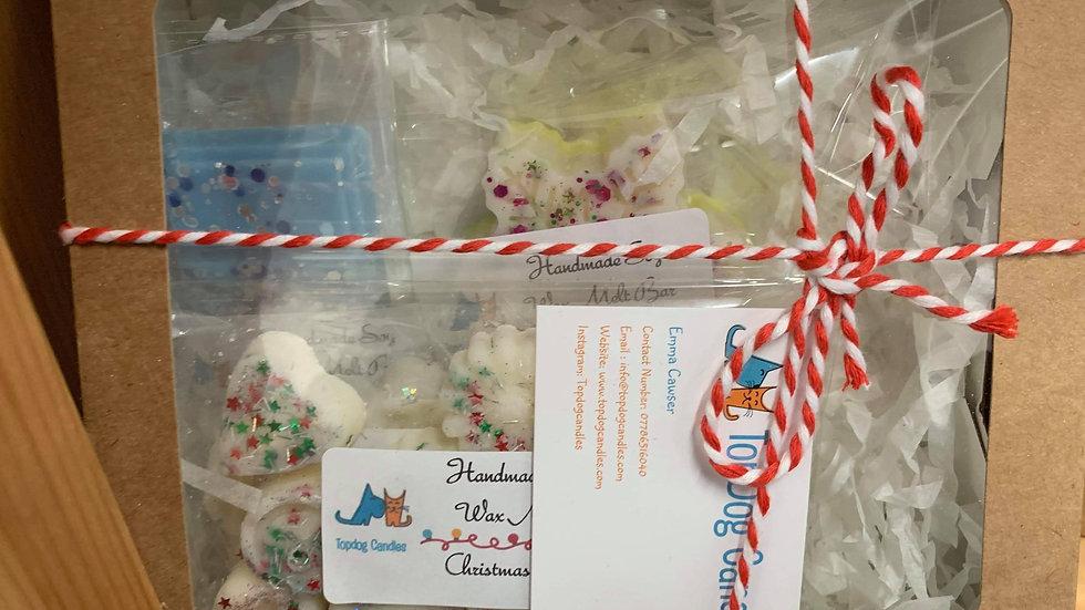 Top Dog Candles gift box