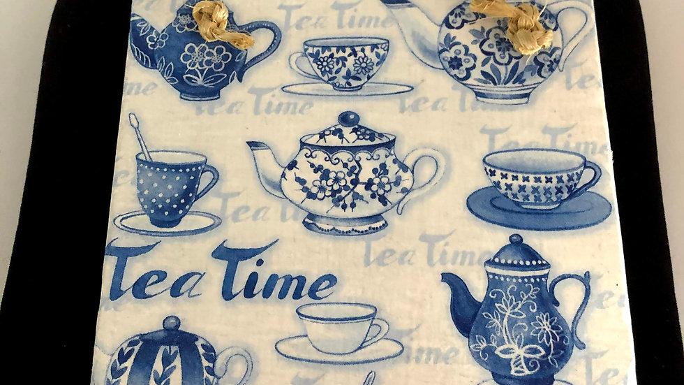 Slate Plaque - Tea Time