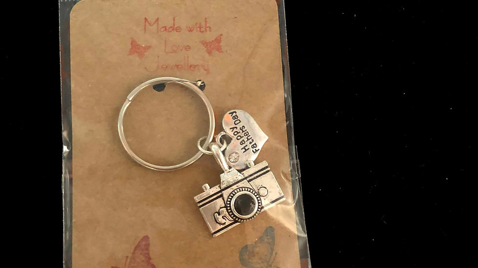 Fathers Day Key Rings