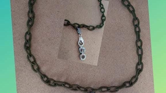 Men's Hardware/Hexnut Jewellery