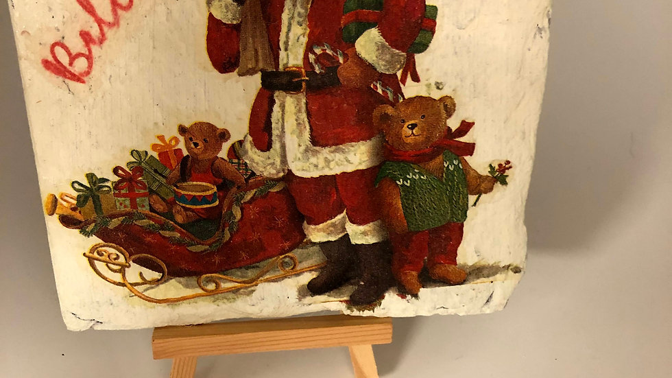 Hanging Decoration Father Christmas