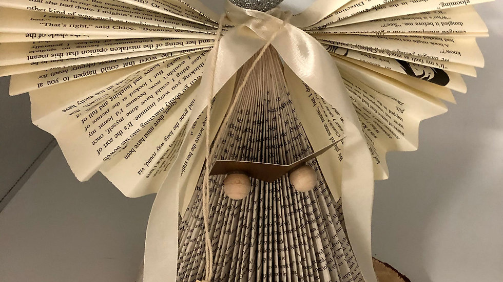 Angel Book Fold