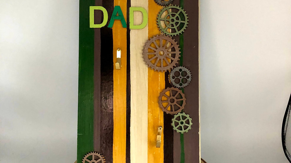 Top Dad Plaque