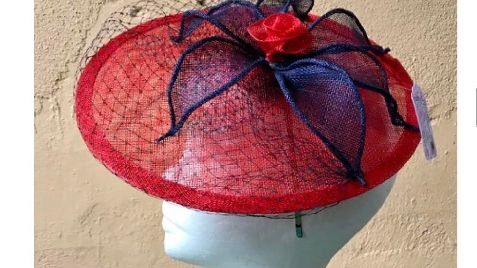 CW Fascinator Item No 17