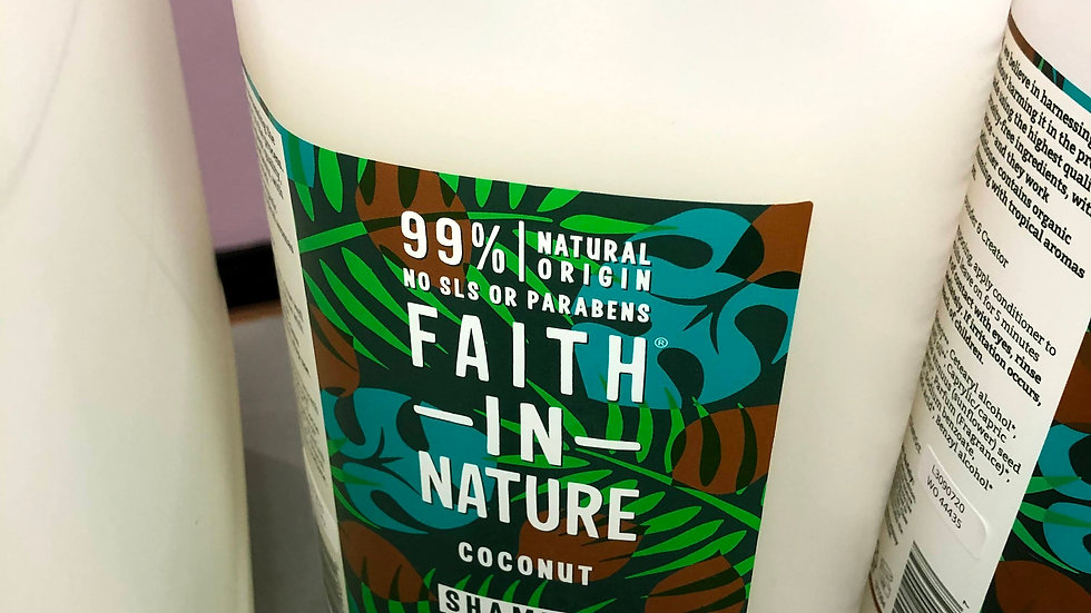 Faith in Nature Shampoo 500ml