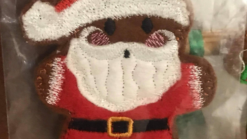 Gingerbread Father Christmas