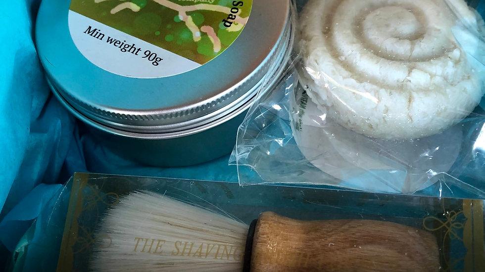 Men's Shaving Kit Gift Set