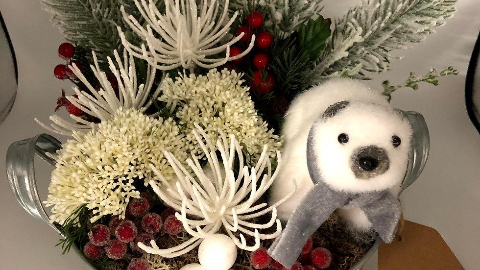 Polar Bear Table Decoration