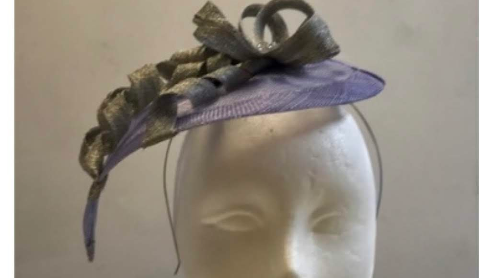 CW Fascinator Item No 36