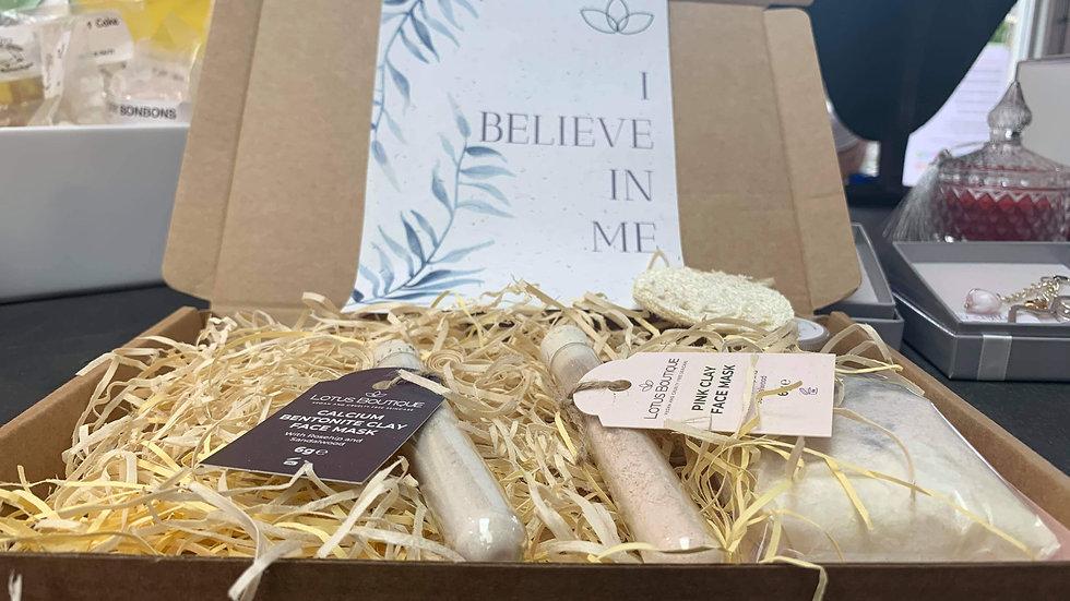 Letterbox gift pamper sets
