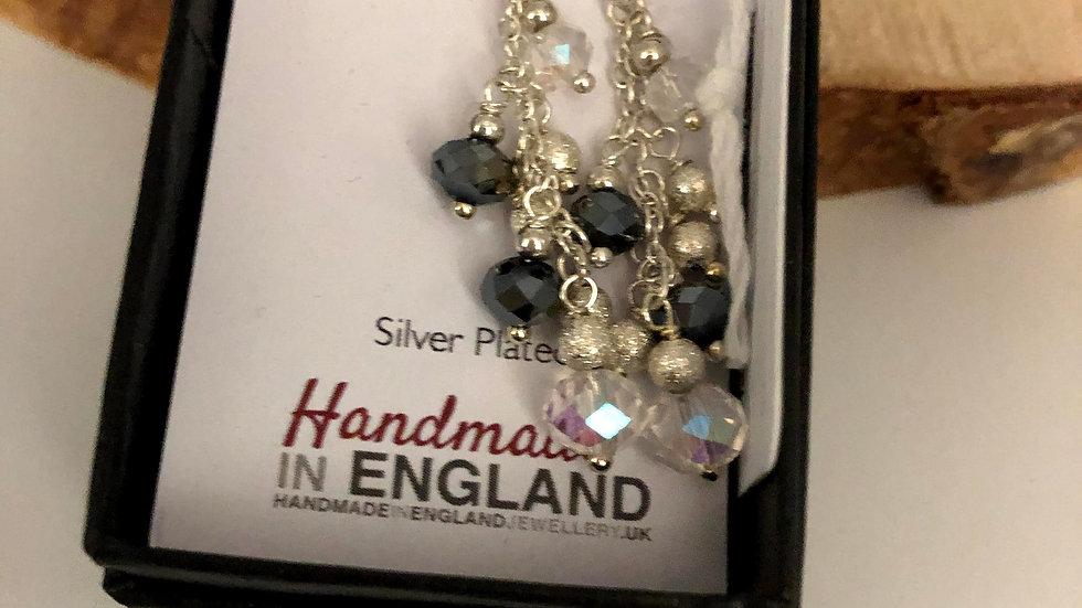Silver Plate Earrings