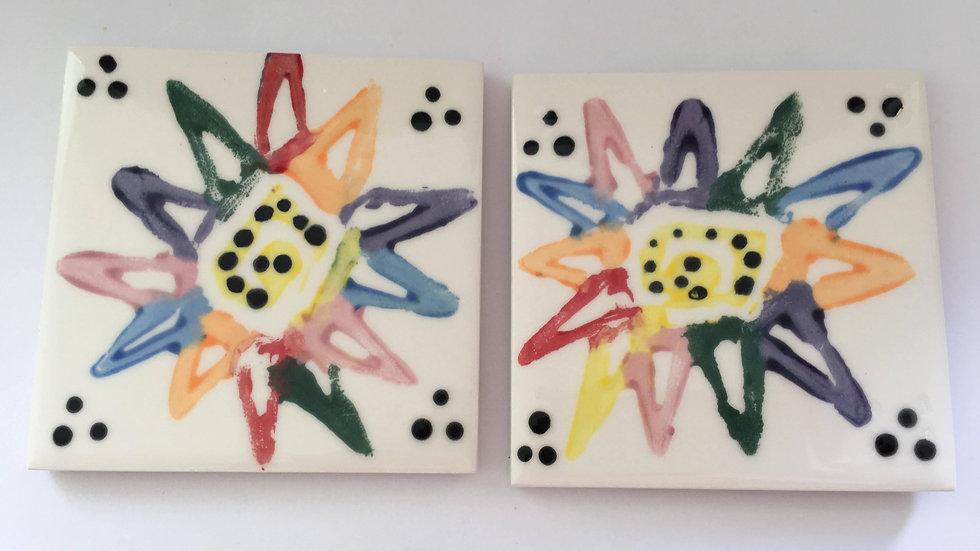 Coasters Set of 2