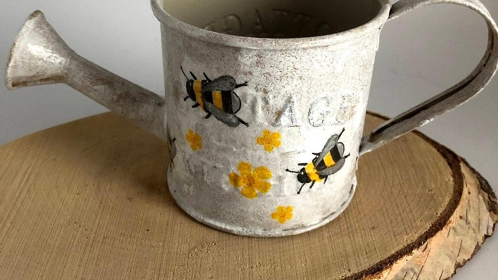 Queen Bee Decorative Water Can