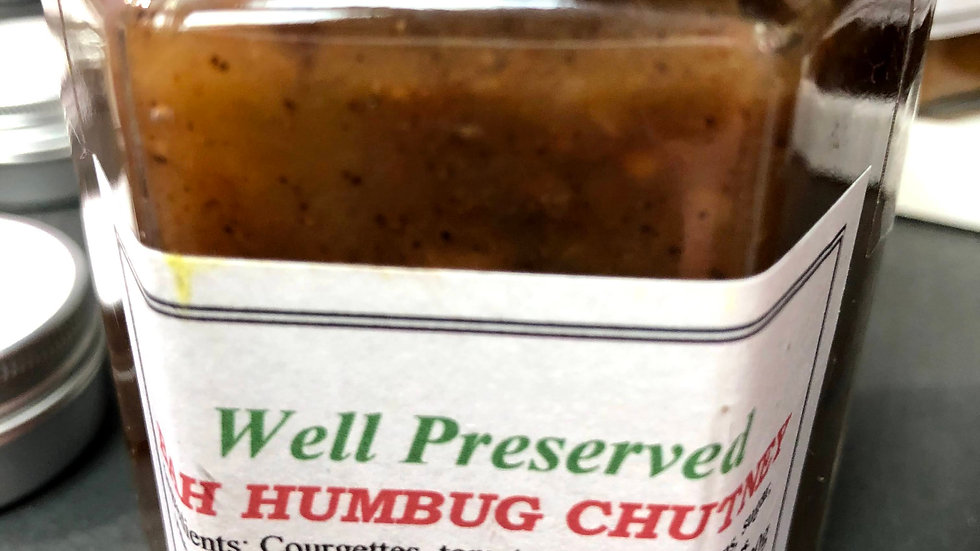Bah Humbug Chutney
