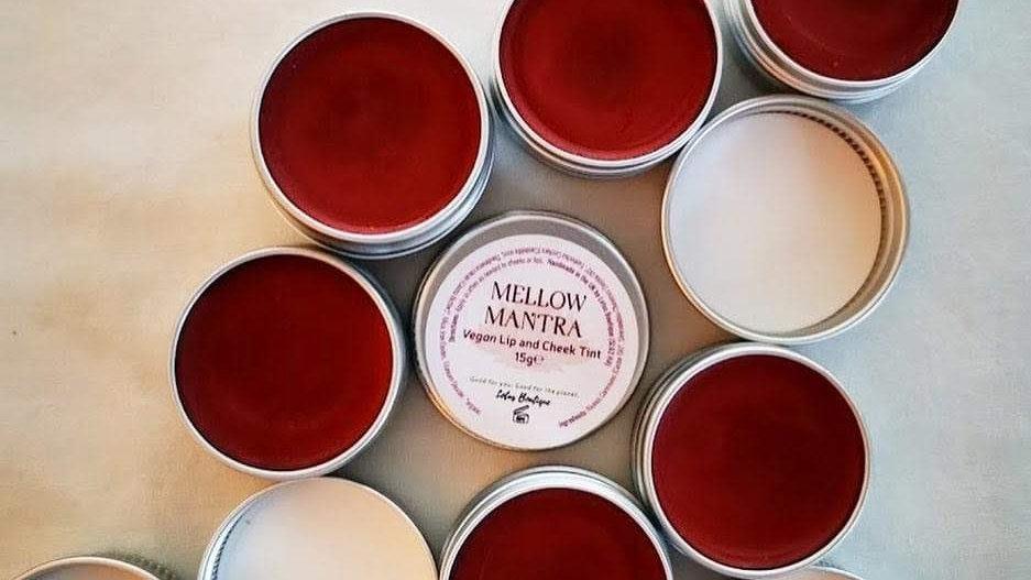 Mellow Mantra Lip Balm and Cheek Tint