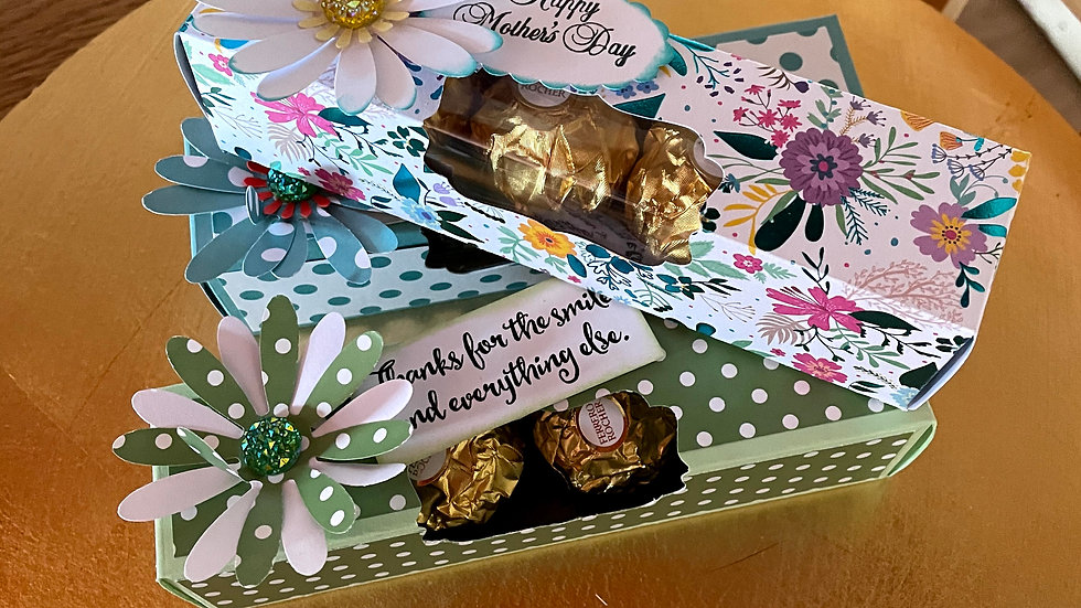 Mother's Day Ferrero Roches Boxes
