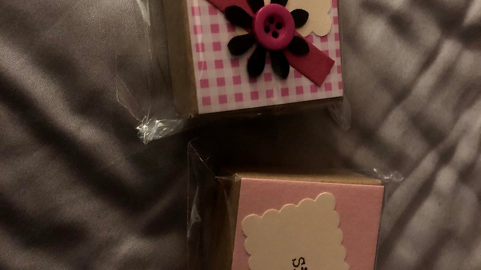 Little boxes of happiness