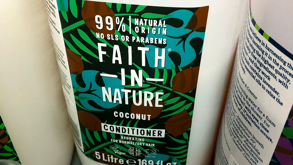 Faith in Nature Conditioner 1ltr