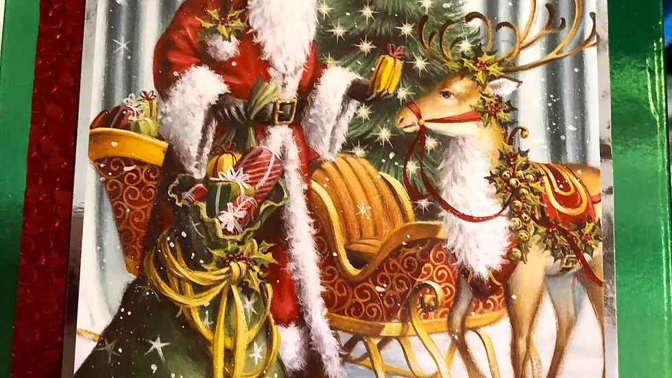 Box of Christmas Cards