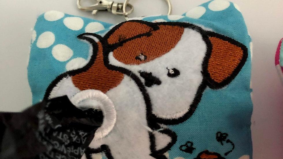 Poo Holder Bag and Keyring