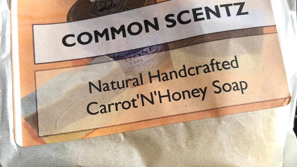Chunky Soap Carrot N Honey