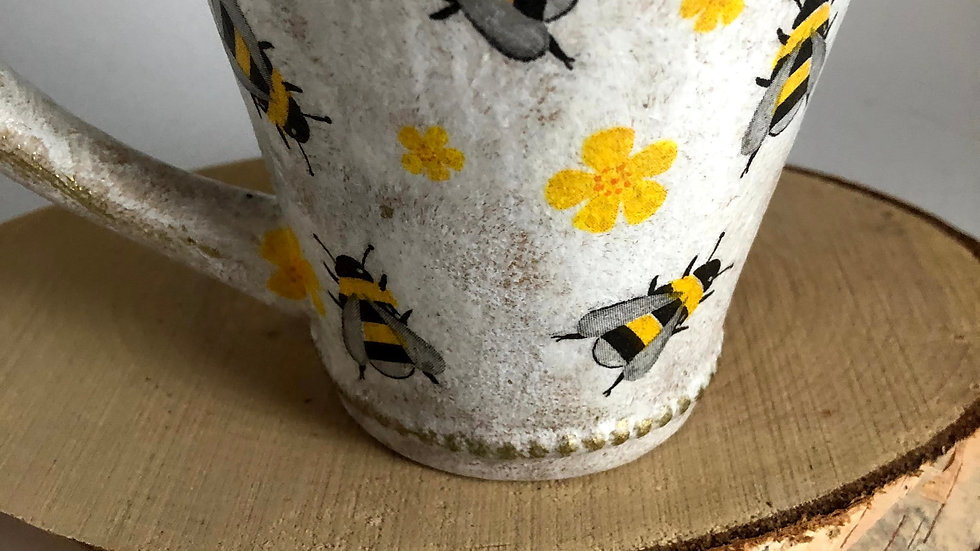 Queen Bee Decorative Mug