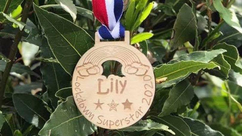 Lockdown Medals