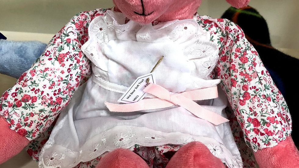 Midi Bear Soft Toys Bunny