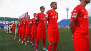 «Акрон» уступил «СКА-Хабаровску»