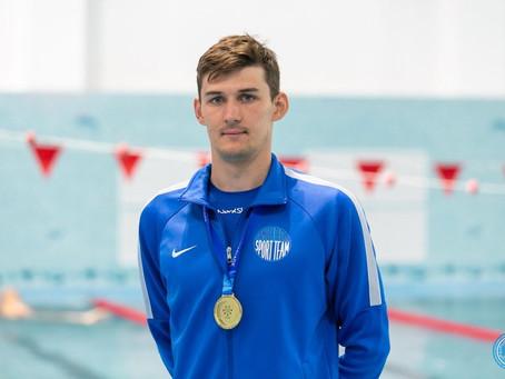 Самарский пловец отобрался на Олимпиаду в Токио