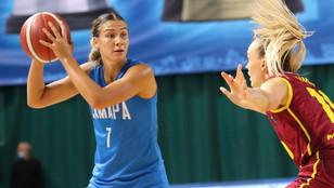 Баскетболистки «Самары» - третьи в Кубке Президента ФБСО