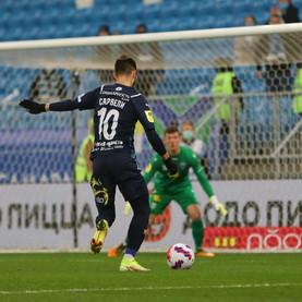 «Крылья» обыграли «Нижний Новгород» благодаря дублю Сарвели