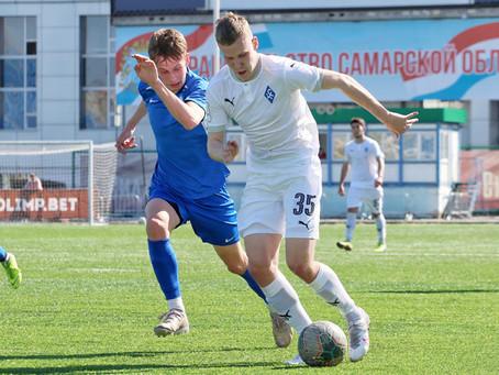 «Крылья Советов-2» сыграли матчи в ПФЛ