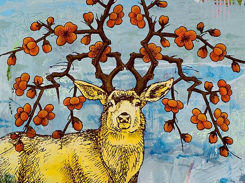 Flora & Fauna-Utah Print on Paper
