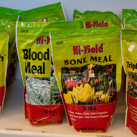 Assorted Hi-Yield Products
