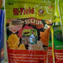 Hi-Yield Sulfur