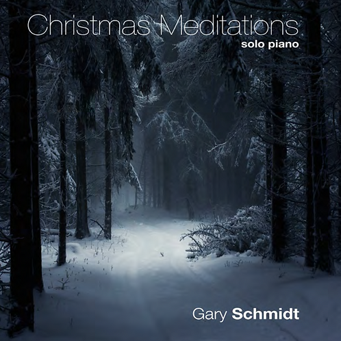 Christmas Meditations CD