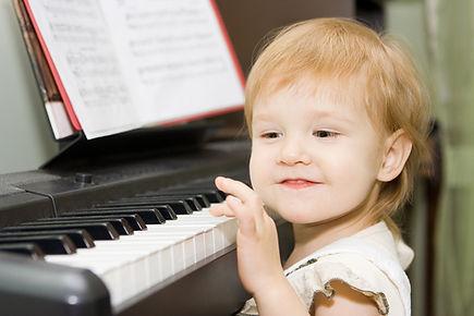 child piano lessons