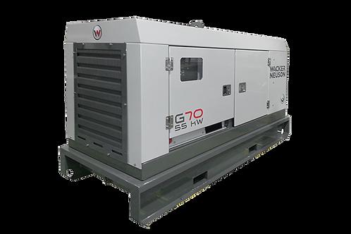 Generador Móvil G 70