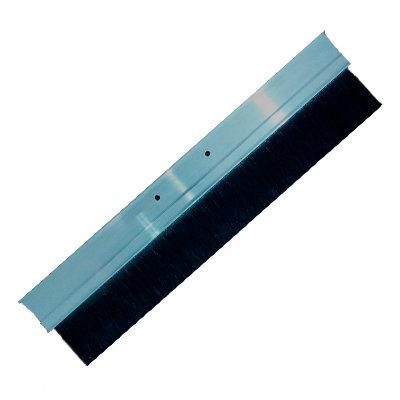 """16423 Barredora P/ Piso Concreto Suave Base Aluminio 24"""""""